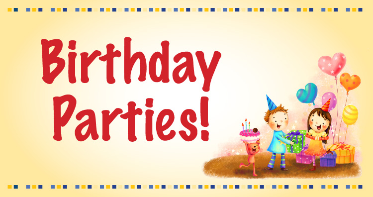 Toybox Birthday Parties