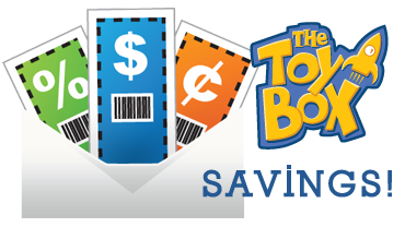 Toy Box Email Promotions